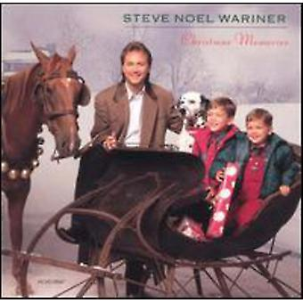 Steve Wariner - jul erindringer [CD] USA import