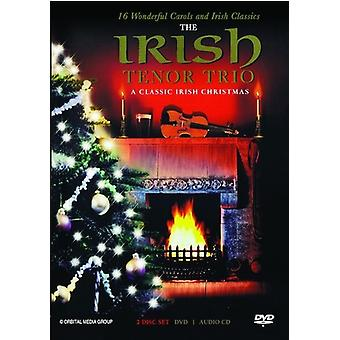 Irsk Tenor Trio: Udføre Classic Christmas fortælling [DVD] USA import