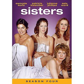 Sisters: Season Four [DVD] USA import