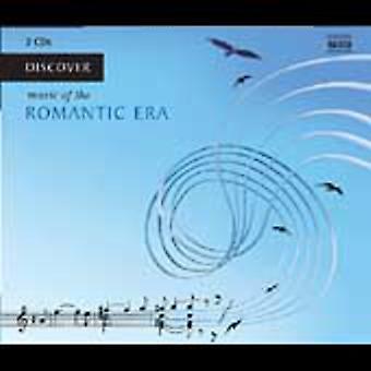 Oplev musik af den romantiske æra - oplev: musik af den romantiske æra [CD] USA import