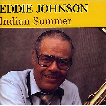 Eddie Johnson - Indian Summer [CD] USA import