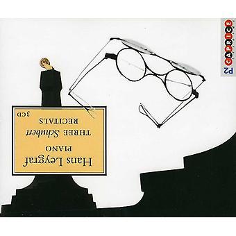 F. Schubert - tre Schubert betragtning [CD] USA import