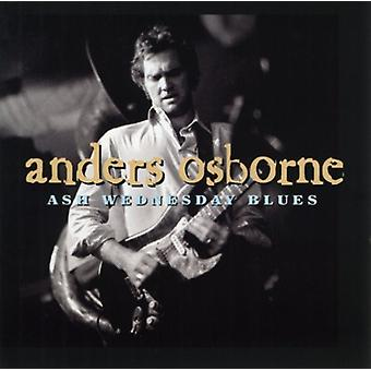 Anders Osborne - Ash Wednesday Blues [CD] USA import