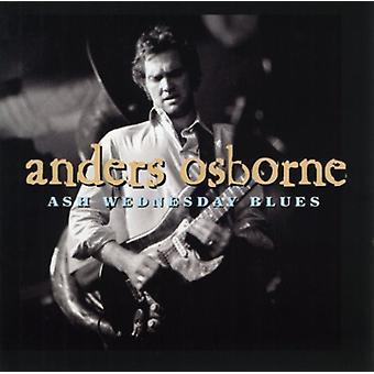 Anders Osborne - Ash Wednesday Blues [CD] USA import