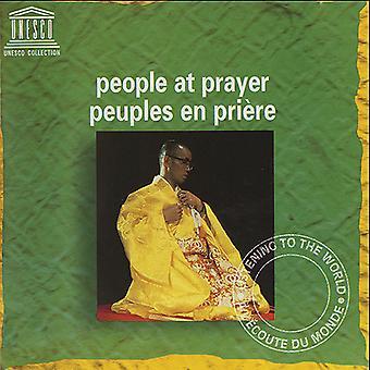 Forskellige kunstner - mennesker på bøn [CD] USA import