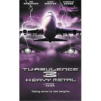 Importazione di turbolenza 3-Heavy Metal [DVD] Stati Uniti d'America