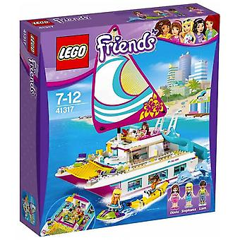 LEGO amici sole catamarano