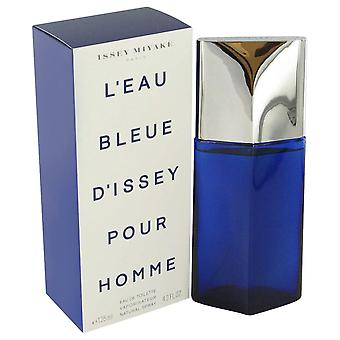 Issey Miyake Men L'eau Bleue D'issey Pour Homme Eau De Fraiche Toilette Spray By Issey Miyake