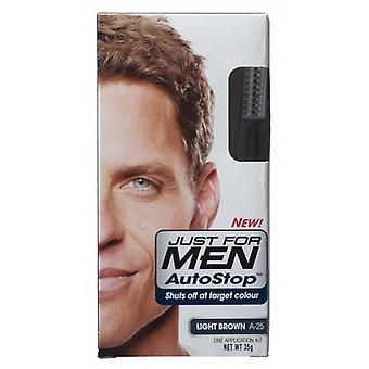 Just For Men Just For Men AutoStop Foolproof Haircolour Light-Medium Brown A30