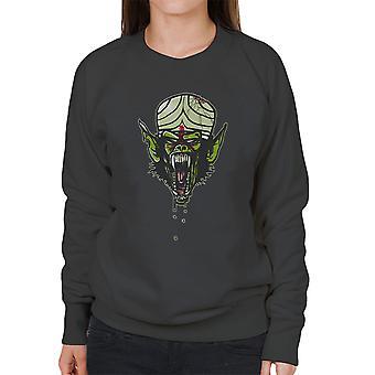 Dawn Of Mojo Powerpuff Gilrs The Planet Of The Apes Women's Sweatshirt