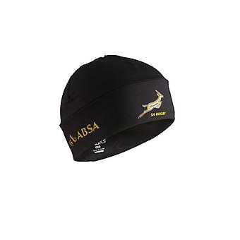 ASICS South African Springbok Rugby Beanie Hat [Black]