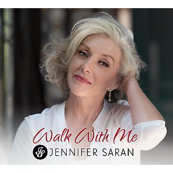 Jennifer Saran - gå med mig [CD] USA import