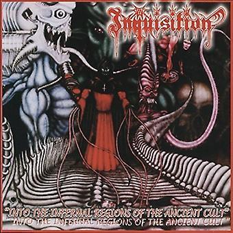 Inkvisitionen - i den infernalske regioner af gamle Cult [CD] USA importen