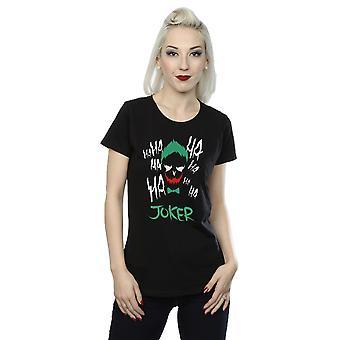 Selvmord Squad kvinders Joker ikon T-Shirt