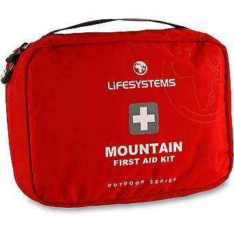 Lifesystems Mountain First Aid Kit / manufactured to European quality standards