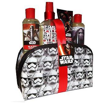 Disney Star Wars Colonia 120 ml + Gel 100 ml + 3 Piezas