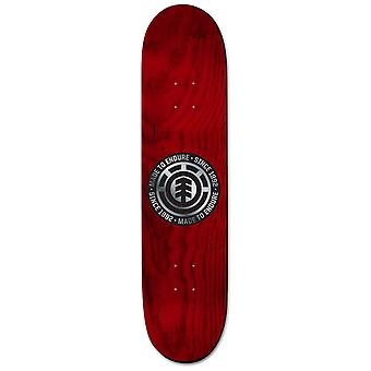 Element 25 Yr Evan Seal Skateboard Deck - Assorted