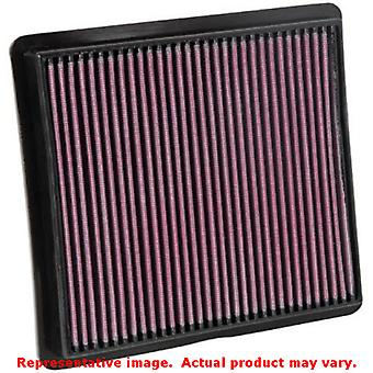 K&N Drop-In High-Flow Air Filter 33-2419 Fits:CHRYSLER 2008 - 2010 TOWN & COUNT