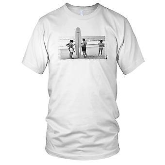 Leroy Grannis Surfers Surfing Beach DJ Mens T Shirt