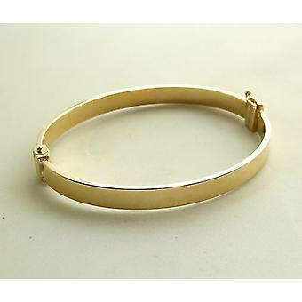 Golden Christian slave bracelet