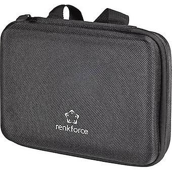 Hard case Renkforce GP-102 RF-4253394 Suitable for=GoPro, Action