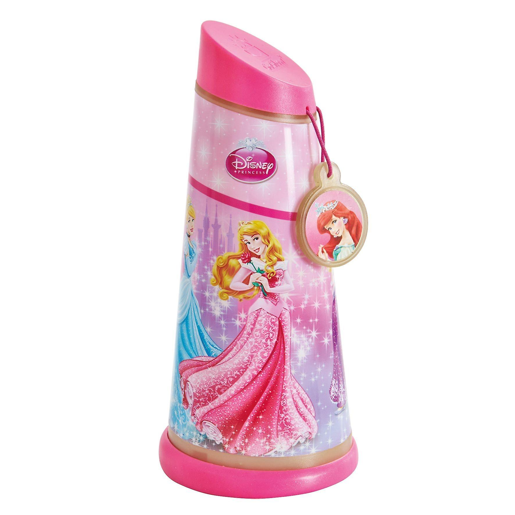 Princess night lamp with torch