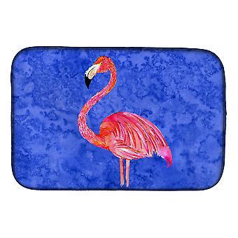 Carolines Treasures  8685DDM Flamingo Dish Drying Mat