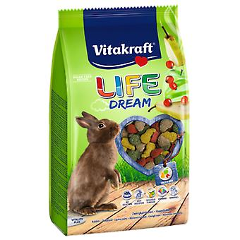 Vitakraft Extruded Life Dream Menu for Rabbits (Small pets , Dry Food and Mixtures)