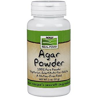 Now Foods Agar Powder 57 gr (Vitamins & supplements , Special supplements)