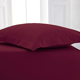 Percale Polycotton Fitted Sheet