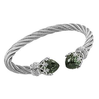 Burgmeister Bangle with Cubic Zirconia JBM3005-521