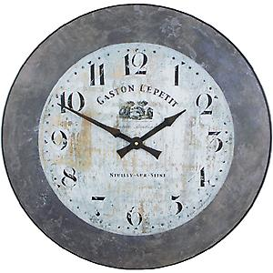 Roger Lascelles Large Gaston Wall Clock