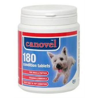 Canovel Zustand-Tabletten für Hunde und Welpen