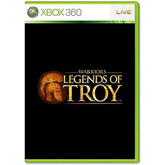 Krigere Legends of Troy (Xbox 360)