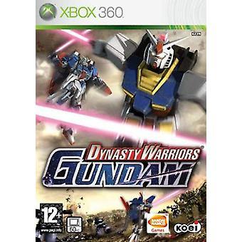 Dynasty Warriors Gundam (Xbox 360)