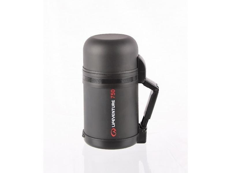 Lifeventure Wide Mouth Vacuum Flask (0.75L)