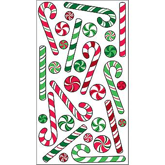 Sticko Stickers-Candy Canes