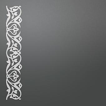 Couture Creations On The Edge Die-Ezra Border, .9