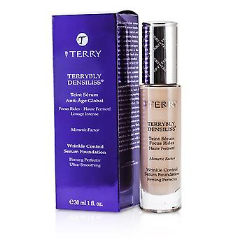 By Terry Terrybly Densiliss Wrinkle Control Serum Foundation - # 3 Vanilla Beige 30ml/1oz