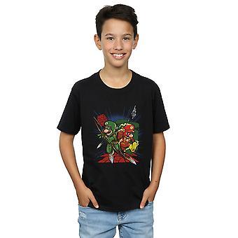 Poopsmoothie pojkar Super rörmokare T-Shirt