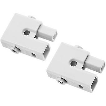 Connector Adels-Contact AC 162 STS 2 LED GREY 145102