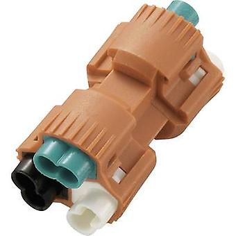 Low power connector flexible: - rigid: 0.824-3.307 mm² Number of pins: 3 547211 1 pc(s) Orange