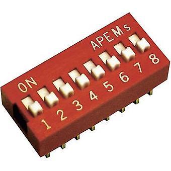 APEM DS-02 DIP Switch Standard
