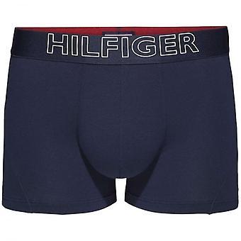 Tommy Hilfiger algodón atlético tronco, Blazer azul marino, X-grande