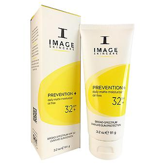 Image Prevention + Daily Matte Face Moisturizer SPF 32 3.2 oz