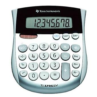 Texas Instruments TI1795SV Desktop Calculator with Large Digits