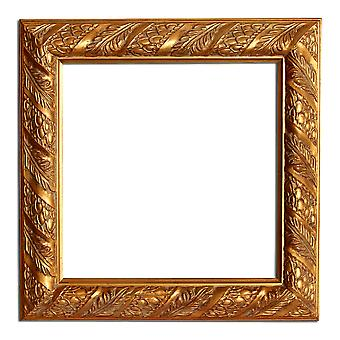 30 x 30 cm or 12 x 12 inches, photo frame in gold
