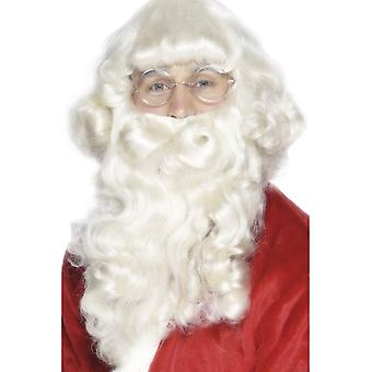Luxury Santa Beard.  One Size