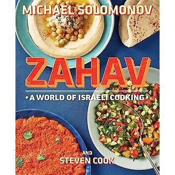 Zahav av Michael Solomonov - Steven Cook - 9780544373280 boka
