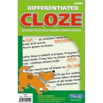 Differentiated Cloze - Activities to Develop Reading Comprehension - Lo